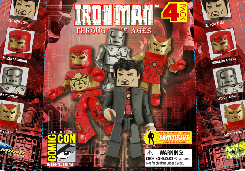 Iron Man Minimates