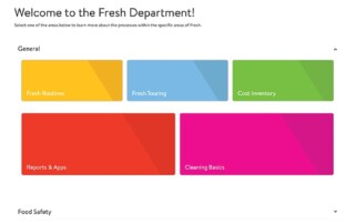 Old LearnIt Fresh Page